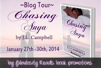 Chasing anya blogtour